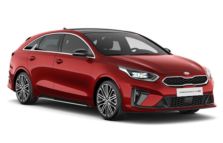 Kia ProCeed GT-Line trim